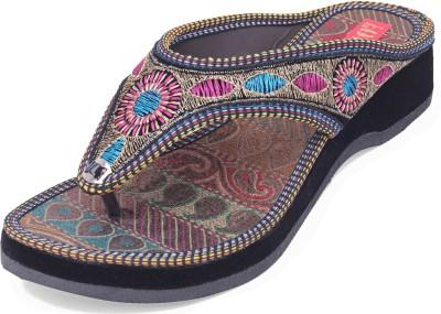 Footrendz Women Pink Flats