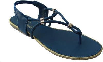 LORIS Women Blue Flats