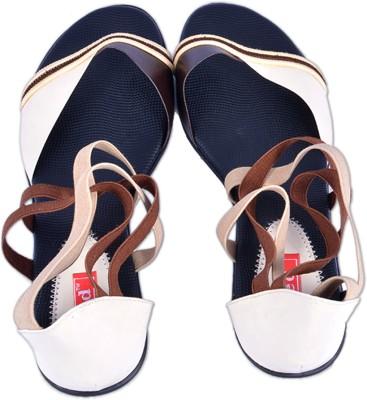 RED Bantus Women Beige Heels