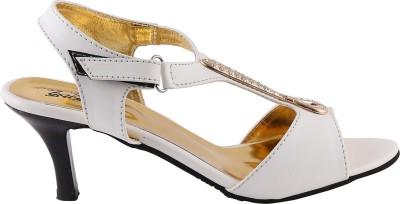 Style Buy Style Women White Heels