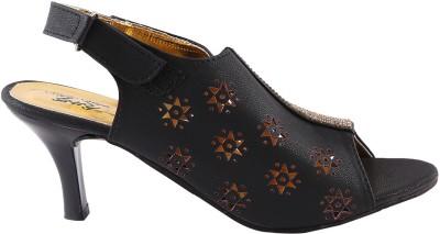 Style Buy Style Women Black Heels