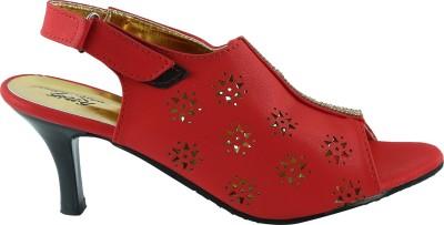 Style Buy Style Women Red Heels