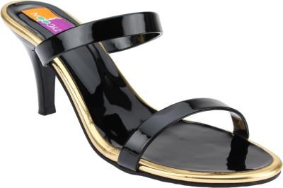 Tycoon Women Black Heels