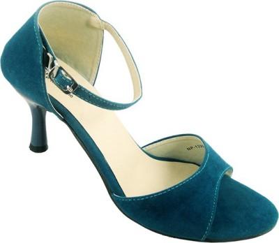 Action Women Blue Heels