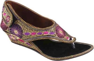 Traditional Collection Girls Flats