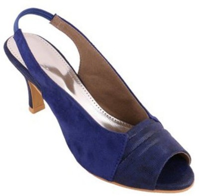 Katalogue Women Blue Flats
