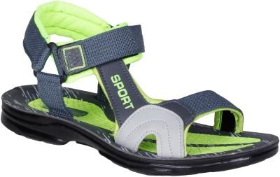 Knight Ace Men Green Sandals