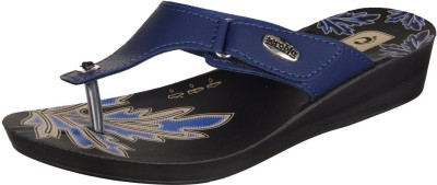 Aerowalk Women Blue Flats