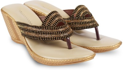 Anand Archies Women Brown Heels