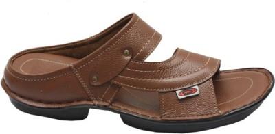 Arnaldo Men Brown Sandals