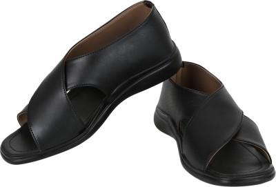 SUREFIT Men Black Sandals