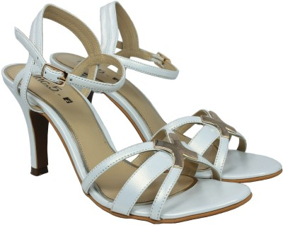 Inc.5 Women White Heels