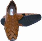 Loddx Men Brown Sandals