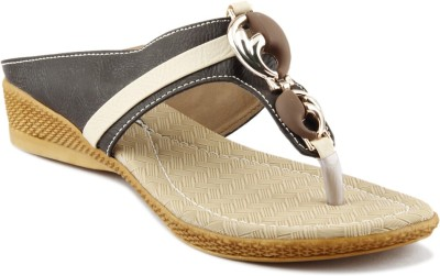 Womens Club Women Brown Wedges