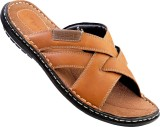 Vestire Men Tan Sandals
