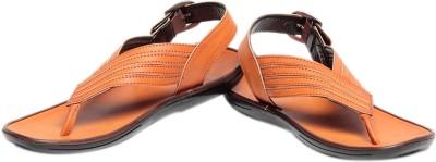 Pede Milan Vago 27005-Tan Men Tan Sandals
