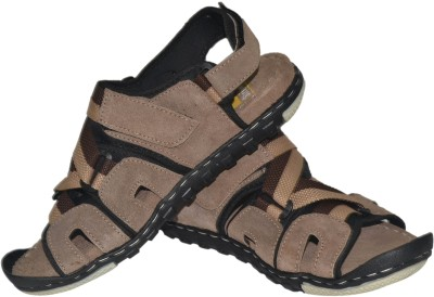 Strive Men Khaki Sandals