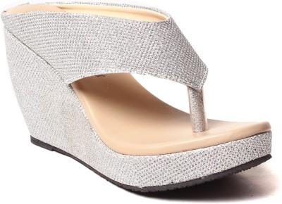 Royal Women Silver Heels