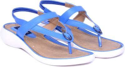 Marie Comfort Women Blue Flats