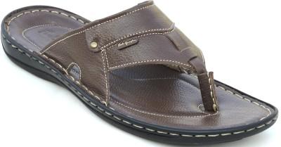Footgraphy Mens Men Brown Sandals