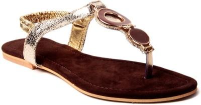 Select Steps Women Brown Flats