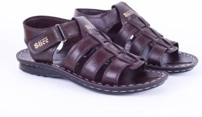Slice Men Brown Sandals