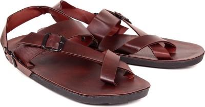 PORUS CLUB Men Brown Sandals