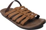 Guardian Shoes Men Tan Sandals