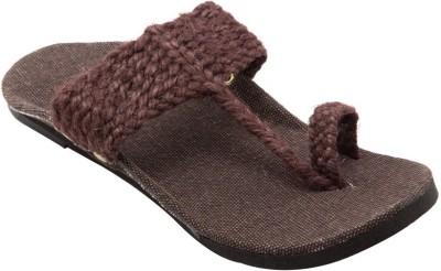 ndeez Men Maroon Sandals