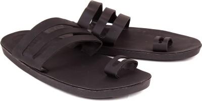 PORUS CLUB Men Black Sandals