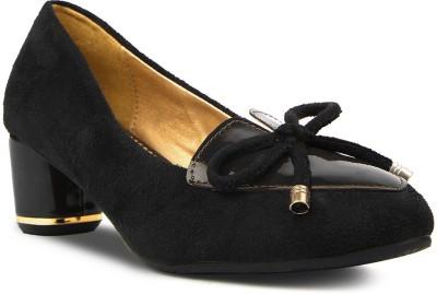 Kz Classics Women Black Heels