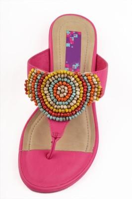 Moda Brasil Women Orange Heels