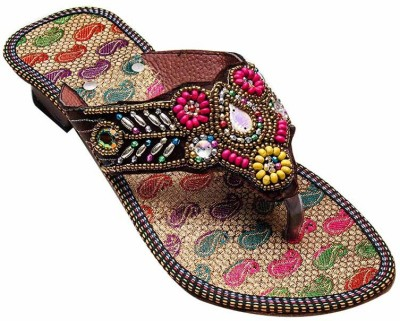 Port Women Multicolor Heels