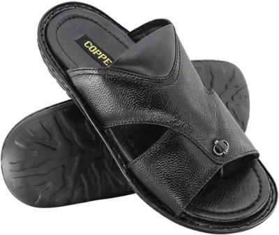 Copper C-8155 Men Black Sandals