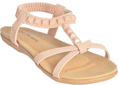 Shuberry Women Pink Flats