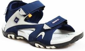 Sparx Men Blue Sandals