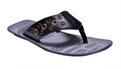 BestBuy Stellar Men Black, Grey Sandals
