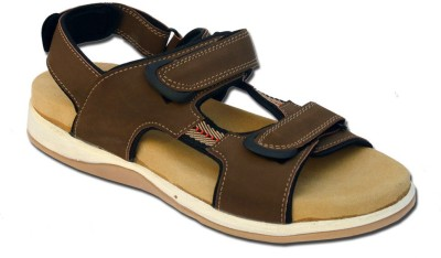 Fashion67 Men Brown Sandals