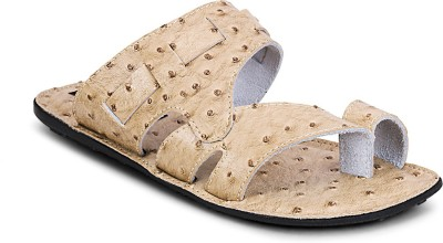 Get Glamr Men Beige Sandals