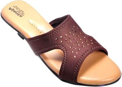 Ajanta Women Brown Heels