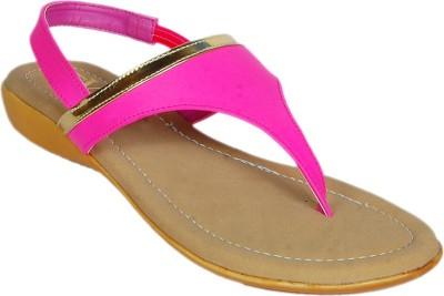 EVE DIOR Women Pink Flats