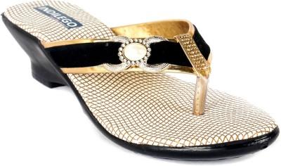 INDILEGO Women Black Heels