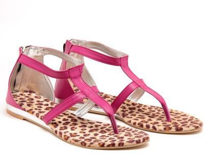 Fiorella Women Pink Flats