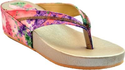 BUGGU Women Pink Heels