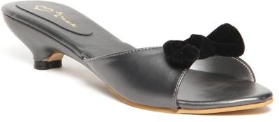 Lyc Women Grey Heels