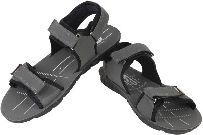Super Matteress Men Grey Sandals