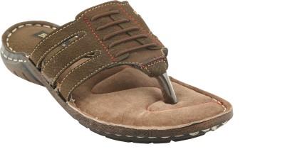 Bacca Bucci Men Olive Sports Sandals