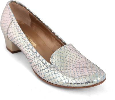 Ilian Fossa Women Gold, Blue Heels
