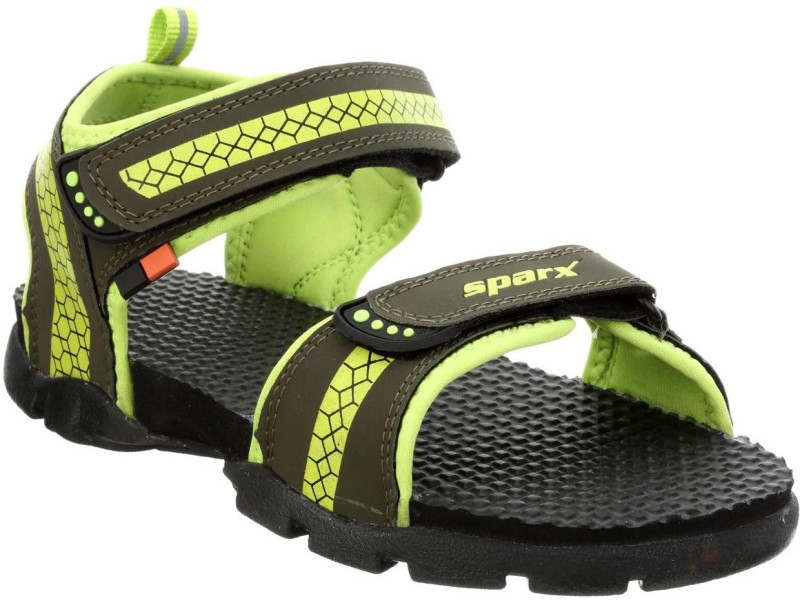 Sparx Men Olive Green Sandals SNDEJG9URPHDHT3Q