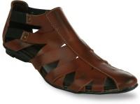 Bacca Bucci Men Brown Sandals best price on Flipkart @ Rs. 924